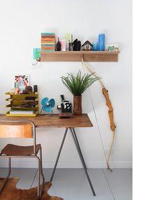 task desk. ++ kyneton home ++ the design files