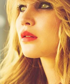 Jennifer Lawrence. Total girl crush.