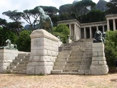 Rhodes Memorial, #Capetown Hidden Treasures, Rhodes, Cape Town, Mount Rushmore, Attraction, Mountains, City, Holiday, Nature