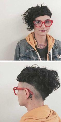 7. Short Haircut for Girls
