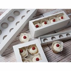 BRPBoxShop.com - cupcake and cake boxes at wholesale prices & great reviews!