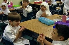 Schools in Tennessee are attempting to force students to declare Allah to be the supreme god.