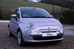 500: Lilac Bettie: Customised Lounge Twin Air - The FIAT Forum