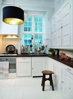 15 skønne køkkener