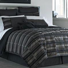 Studio™ Chenille Tracks Comforter Set - jcpenney