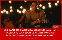 Queen Dialogues and Memes Bollywood Movie Dialogues by Filmy Keeday