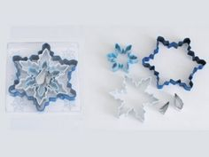 R and M International 1885 Color Snowflake Cookie Cutter Set >> Hurry! Check out this great item : Baking Accessories Snowflake Christmas Cookies, Snowflake Cookie Cutter, Christmas Cookie Cutters, Cookie Cutter Set, Cut Out Cookies, Cupcake Cookies, Cupcakes, Frozen Cake Decorations, Baking Accessories