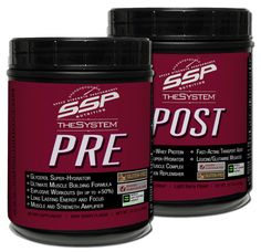 SSP Nutrition - Workout Canister Set, $89.99 (http://www.sspnutrition.com/workout-canister-set/)