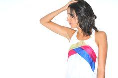 Intarsio_ HanselGretel Pure Silk Tank Top