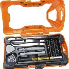 Import Sprotek STE-502 - Komplett verktygskit för smartphones och andra enheter, 40 del