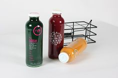 Ripe Juicery on Behance