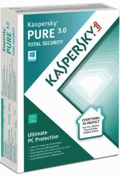 Win a copy of Kaspersky PURE 3.0 worth R799!