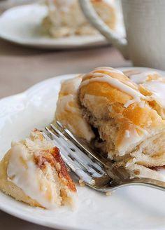 Sour dough Cinnamon rolls