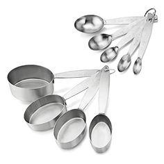 New Star Foodservice 42931 Commercial Quality Stainless Steel Oval Measuring Cups and Spoons Combo Set New Star Foodservice http://www.amazon.com/dp/B00KH9PUDQ/ref=cm_sw_r_pi_dp_kBH8ub0YGZWMH