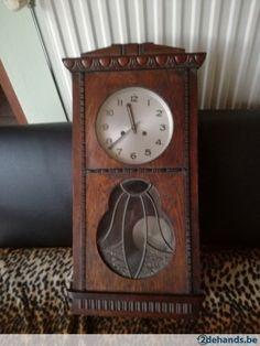antieke klok hangklok