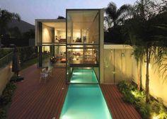PERUVIAN LA PLANICIE HOUSE BY DOBLADO ARQUITECTOS