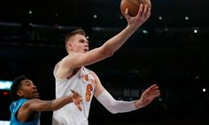 "Kristaps Porzingis says he wouldn't trade Frank Ntilikina for anyone = Cleveland Cavaliers superstar LeBron James recently said that the New York Knicks should have drafted Dennis Smith Jr. this past June. ""The Knicks passed on....."
