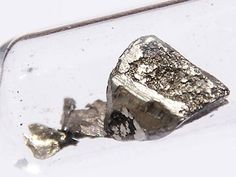 """Lanthanum - Rare earth elements are neither rare, nor earth. The name dates to the 18th and 19th centuries, when the elements were first isolated out of actually rare minerals. """"Rare earth"""" stuck, but the elements themselves turned out to be pretty common, mixed in small concentrations into rock the world over."""