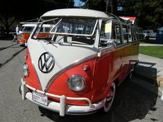 1960 23 window VW Bus with safari windows-for a long time this was my dream car