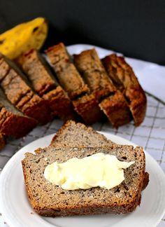Paleo Banana Bread #