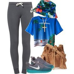 roshe outfit polyvore - Google Search