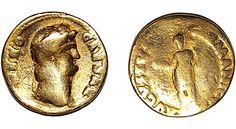 "Archaeologists hail ""magical moment"" as rare Roman gold coin found at Vindolanda"