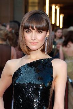 Re-create Oscar Red Carpet Hairstyles with tips from Damien Carney.