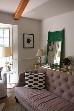 Family Room, color palette!