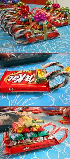 Candy Sleighs by Ellyn's Place - created via http://pinthemall.net