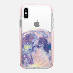 Casetify iPhone X Impact Case - Moonrise by Marta Olga Klara