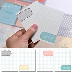 free printable graph journal cards from A Vegas Girl at Heart http://www.avegasgirlatheart.com/2012/02/freebie-friday-free-project-life.html