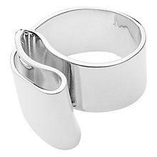Buy Dyrberg/Kern Sculptural Curvaceous Ring Online at johnlewis.com