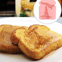 French Toast Stamp: Bonjour!