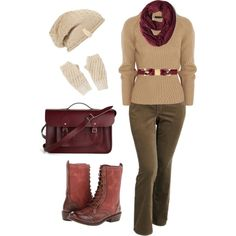 Untitled #105. Fall Outfit. Screamq