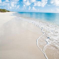 Take a day to relax at the beach. The sands of Nassau, Bahamas are regarded as some of the most beautiful in the world.