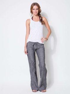 31 Best Linen Pants Outfit Images In 2018 Linen Pants