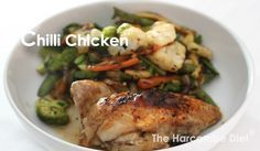 The Harcombe Diet® by Zoe Harcombe   Chilli Chicken