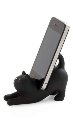 """Hold the Phone, This is Too Cute!- 17 fab things for the hip and cool """"crazy cat lady."""""""