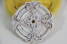 Victorian Medallion Silicone Rubber by MasterMolds Silicone Rubber, Silicone Molds, Polymer Clay Jewelry, Polymer Resin, Jewelry Supplies, Jewelry Ideas, Arts And Crafts, Diy Crafts, Fondant Molds