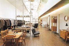 Margaret Howell flagship store