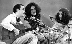 Joao Gilberto, Caetano Veloso & Gal Costa