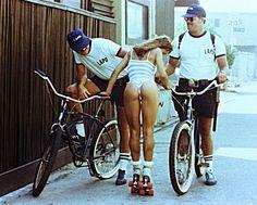 Фото роллеров Лос-Анджелеса в 1979 году