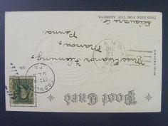 Manoa Pennsylvania 1906 Type 2/3 Doane Cancel DPO Delaware Co 1882-1915 Postcard | Stamps, United States, Covers | eBay!