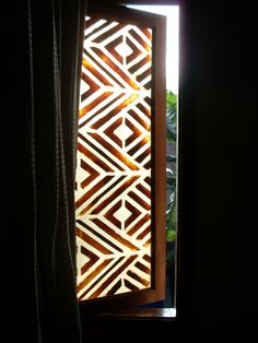 a window detail from our favorite hotel in Antigua Guatemala -