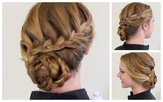 """Best Prom Hairstyles - Short & Long Haircuts #""""promhairstylesshort"""""""