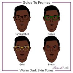 f7c65637d6e7 How To Choose Glasses  The Best Glasses For Face Shape   Skin Colour