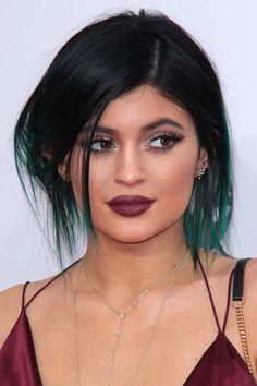 kylie jenner lipstick looks