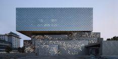 Image 1 of 15 from gallery of Guardian Art Center in Beijing / Büro Ole Scheeren. Photograph by Iwan Baan