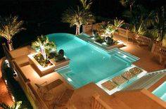 awesomely cool pool