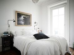 The Swedish Girl's Guide to a Perfect Boudoir via @MyDomaine